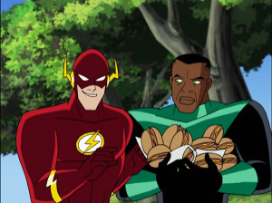 justice-league-season-1-14-the-brave-and-the-bold-green-lantern-john-stewart-flash-review-episode-guide-list