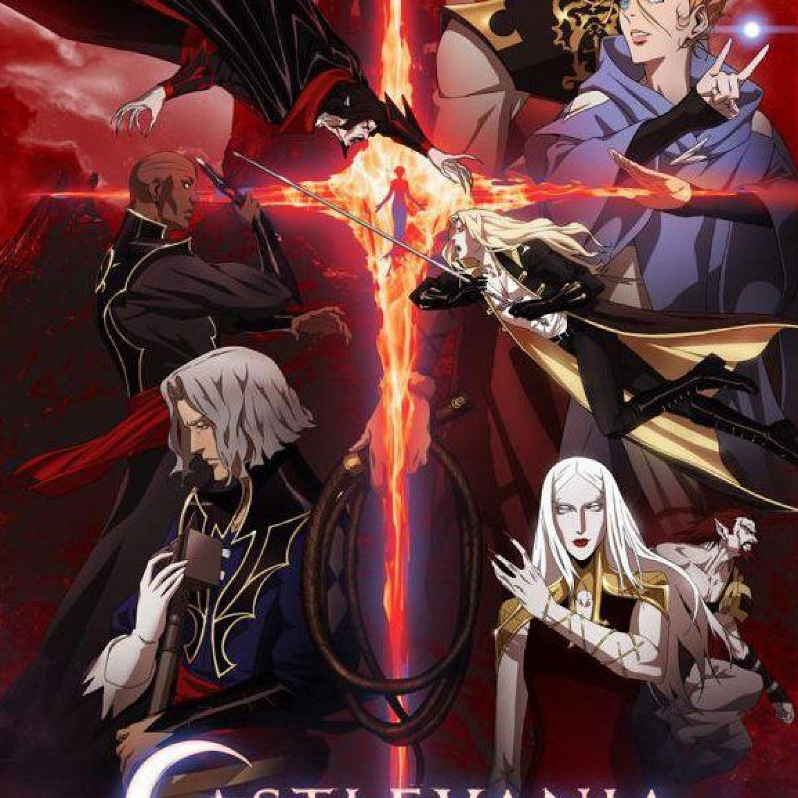 Castlevania Staffel 3